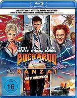 Buckaroo Banzai - Die 8. Dimension [Blu-ray] hier kaufen