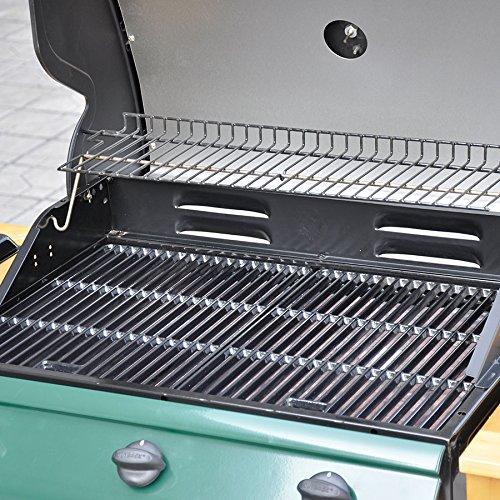 Outback Hunter Plus 3-Burner Gas Barbecue