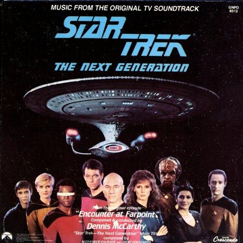 Star Trek: The Next Generation - End Credit