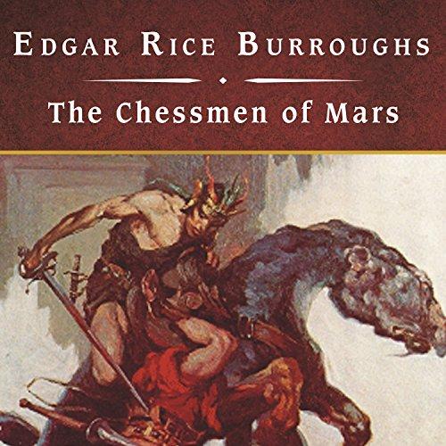 The Chessmen of Mars  Audiolibri