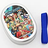 One piece (No.2) aluminum lunch box children S (with partition) AL-2 (japan import)