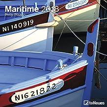 Maritime 2018 - Meereskalender, Strandkalender, Broschürenkalender, Fotografiekalender  -  30 x 30 cm