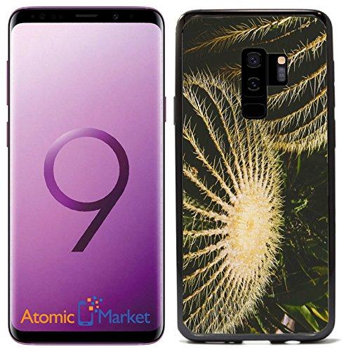 Kaktus mit Vintage Filter für Samsung Galaxy S92018Schutzhülle von Atomic Markt