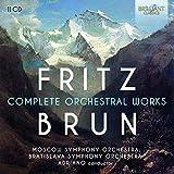 Fritz Brun:Complete Orchestral Works