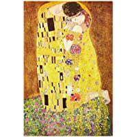 1art1 34929 Gustav Klimt The Kiss (z) Poster 91 x 61 cm
