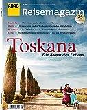 ADAC Reisemagazin Toskana -