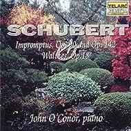 Schubert: Impromptus Op. 90 & Op. 142 & Waltzes, Op. 18