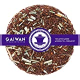 "Núm. 1242: Té rooibos""Tribal"" - hojas sueltas - 100 g - GAIWAN GERMANY - rooibos, limoncillo"