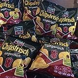 90 Tüten FunnyFrisch Chips ungarisch a 30G (2,70KG)