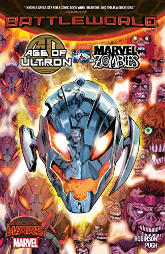 Age of Ultron vs. Marvel Zombies (English Edition) (Zombies Kindle Marvel)
