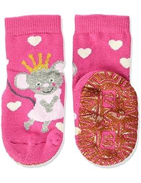 Sterntaler Mädchen Socken Glitzer-Flitzer Air Maus