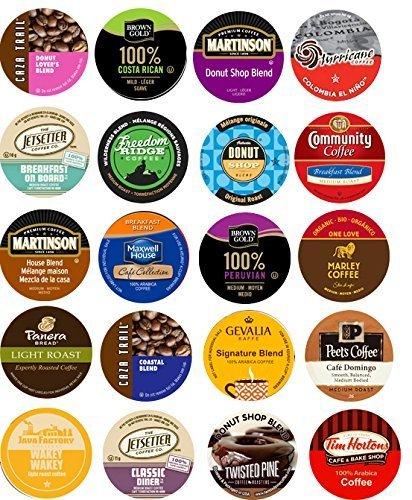 20-cup-light-medium-roast-only-coffee-sampler-20-different-light-and-medium-roast-non-flavored-coffe