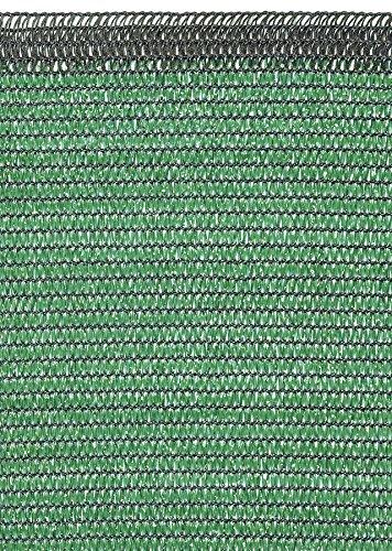 Tenax 1A030348 Jamaica Filet Tissé Brise-Vue/Pare-Soleil Vert
