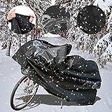 Fahrradabdeckung Wasserdicht,Nakeey Fahrradgarage Fahrrad Schutzhülle 210x80x110cm-...
