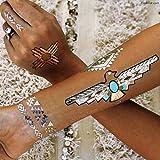 Flash Tatuaggi Desert Dweller tatuaggi temporanei
