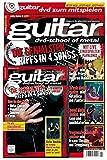 Guitar - DVD-School of Metal (+ Begleitheft): Die genialsten Riffs in 4 Songs