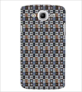 PrintDhaba Pattern D-5339 Back Case Cover for SAMSUNG GALAXY MEGA 5.8 (Multi-Coloured)