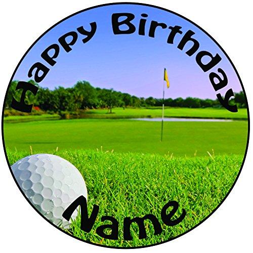 personalisierbar-golf-ball-in-loch-kuchen-topper-einem-vorgeschnittenen-rund-203-cm-20-cm-zuckerguss