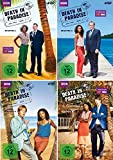 Death in Paradise - Staffel 1-4 im Set - Deutsche Originalware [16 DVDs]