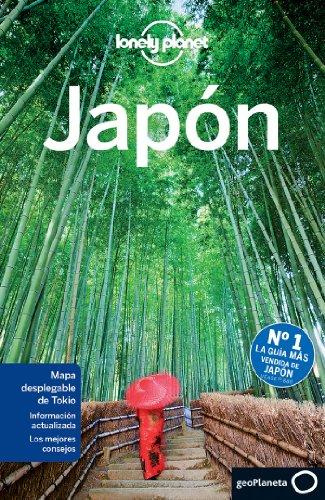 Portada del libro Japón 4 (Guías de País Lonely Planet)