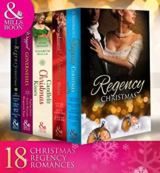 book cover of Regency Christmas Collection