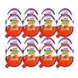 #8: Kinder Joy Chocolates for Girls, 16 Pieces