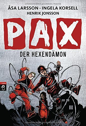 PAX - Der Hexend???mon by ??sa Larsson (2016-07-25)