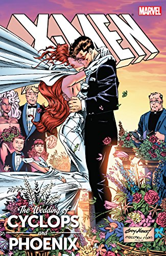X-Men: Wedding of Cyclops & Phoenix (English Edition)