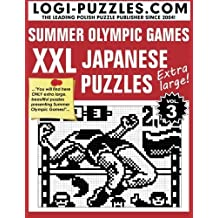 XXL Japanese Puzzles: Summer Olympic Games by LOGI Puzzles (2013-03-05)