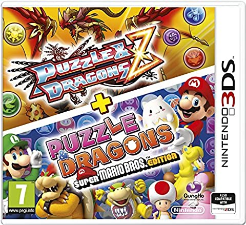 3Ds Puzzle & Dragons Z + Puzzle & Dragons Super