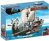 Cómo entrenar a tu Dragón Playmobil - Barco de Drago (9244)