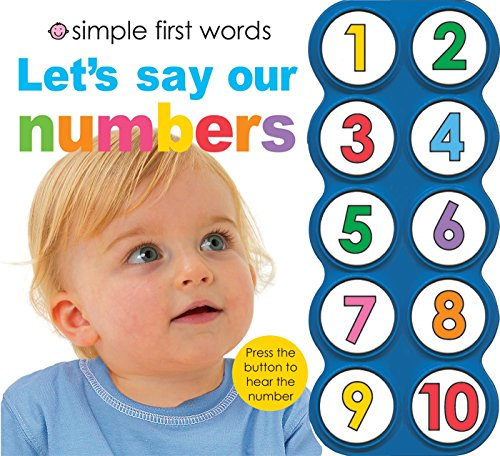 Simple First Words Lets Say Our Numbers Descargar Pdf Gratis Libro