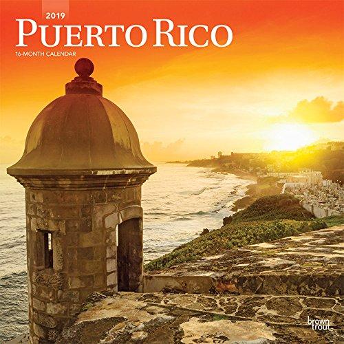 Puerto Rico 2019 - 18-Monatskalender mit freier TravelDays-App (Wall-Kalender) - Puerto Rico-fotografie