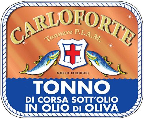 """Tonno Rosso di Carloforte """" l'unico ... l'originale """""""