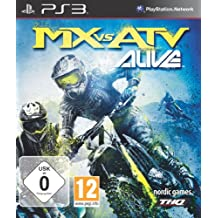 MX vs. ATV - Alive  - [PlayStation 3]