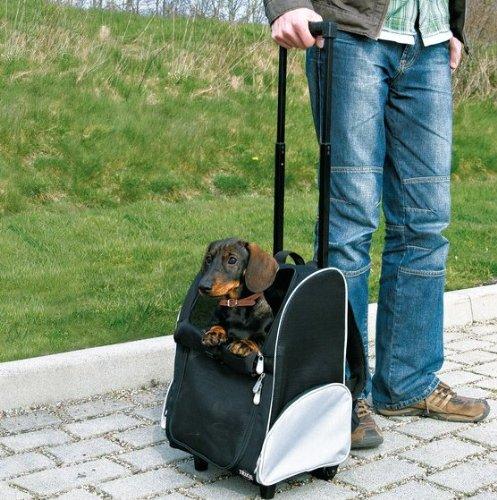 3 in 1 -Hunde & Katzen Trolley Buggy Hunderucksack Hundebuggy Hundetrolley Hundetragetasche bis 7kg