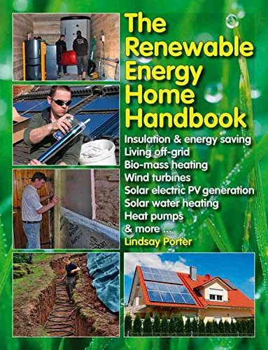 [(The Renewable Energy Home Manual)] [By (author) Lindsay Porter] published on (May, 2015)