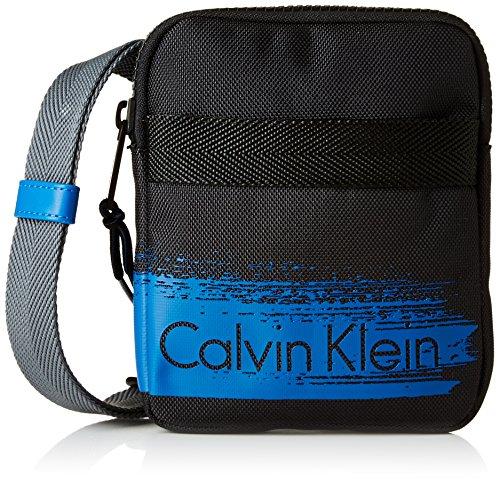 calvin-klein-cooper-mini-flat-crossover-borse-organizer-porta-tutto-da-uomo-black-unica