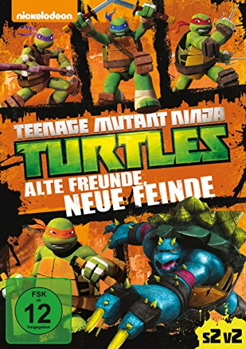 Teenage Mutant Ninja Turtles - Alte Freunde, neue -