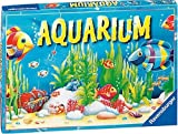 Ravensburger - Aquarium - Wer angelt die dicksten Fische? Geschicklichkeitsspiel