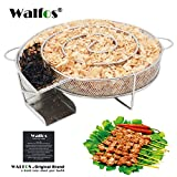 walfos 8.27-inch BBQ Accessories Cold Smoke Generator BBQ Grill Cooking Tools for Smoker Flavor Wood Chips Grill Bacon Cold Smoking Amazon Rs. 6618.00