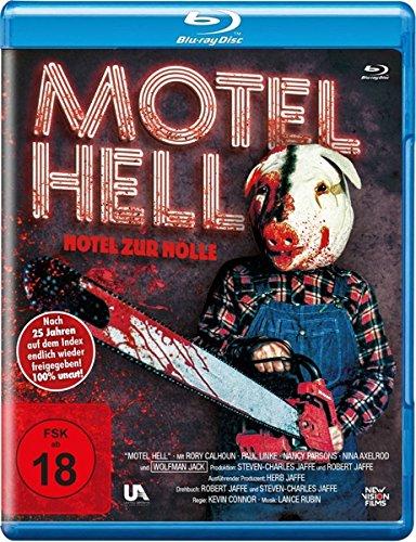Motel Hell - Hotel zur Hölle - Uncut [Blu-ray]
