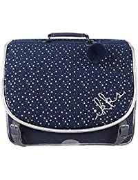Cartable 41 Bleu IKKS St Germain