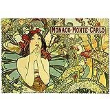 Telecharger Livres Fridolin 18901 Art Nouveau Monaco et Monte Carlo Chiffon de Nettoyage pour Lunette Micro Fibre Mousseline Multicolore 18 x 12 5 x 1 cm (PDF,EPUB,MOBI) gratuits en Francaise