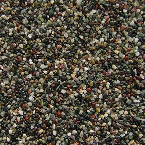 ORBIT 15 Kg Edelkies feine Körnung Premium Qualität Bodengrund Aquarium Kies Sand Bunt Natur Aquariumkies
