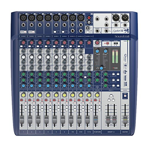 Soundcraft SIGNATURE12 - Signature 12