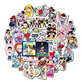 SZYND Graffiti Stickers Of Non-Repetitive Fashion For Car Skateboard Waterproof Stickers 50Pcs/Lot