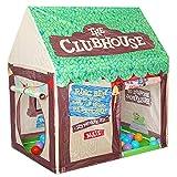 Floving Kinder Indoor / Outdoor Spielzelte Kinder Schokolade Spielhaus Palace Zelte (Grün)