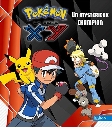 Pokemon - Un mystérieux champion