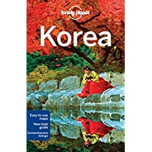 Lonely Planet Korea (Country Regional Guides)